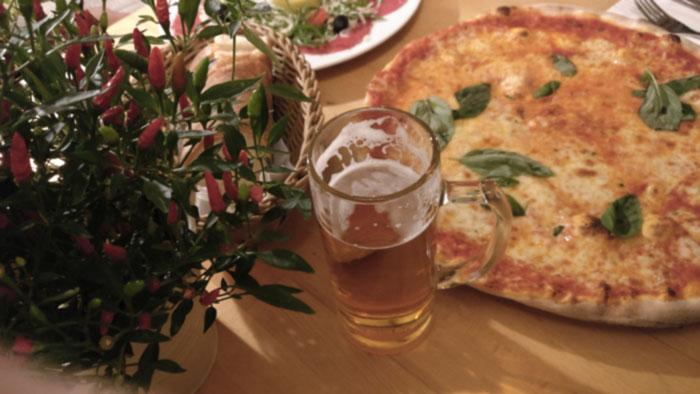 12 apostel pizza carpaccio gericht