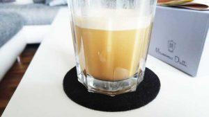 Kaffee mit Butter