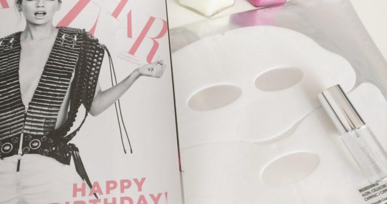 Gesichtsmaske mit Spray | M2 Beauté Gesichtspflege