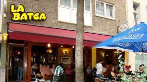 Spanisches Restaurant, La Batea, Berlin