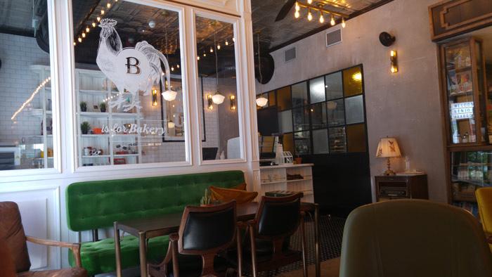 Frühstücken in Berlin - Blick auf Bakery | Benedict