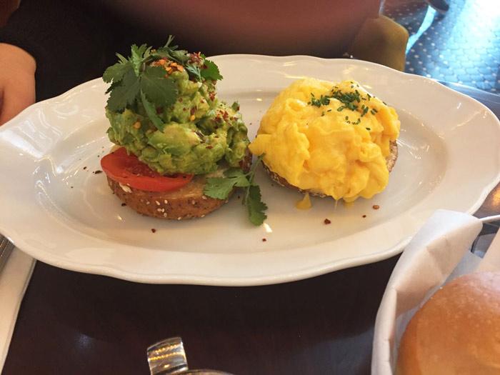 Frühstücken in Berlin