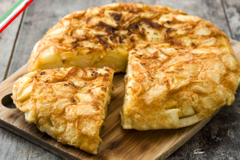Frittata – Das italienische Omelette | Einfach & schnell