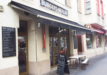 Burger Berlin, Burgers Berlin, Burger in Berlin essen
