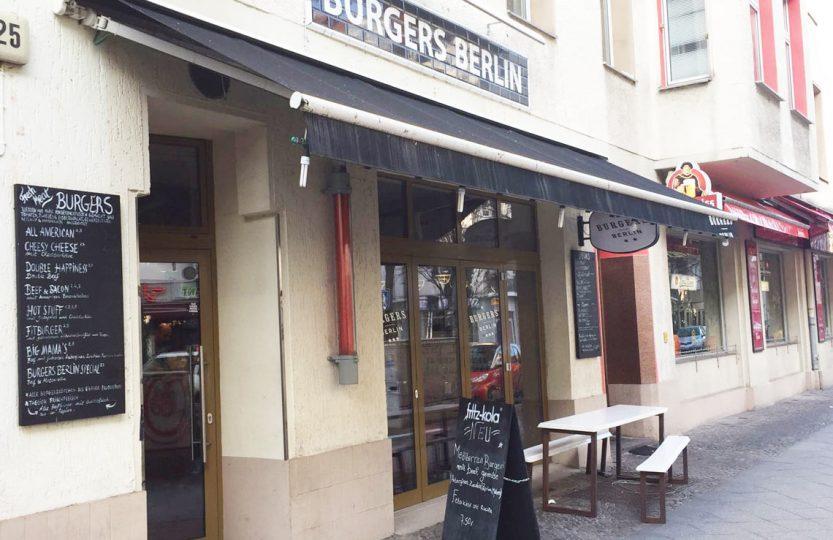 Burger Berlin, Burgers Berlin, Burger in Berlin essen
