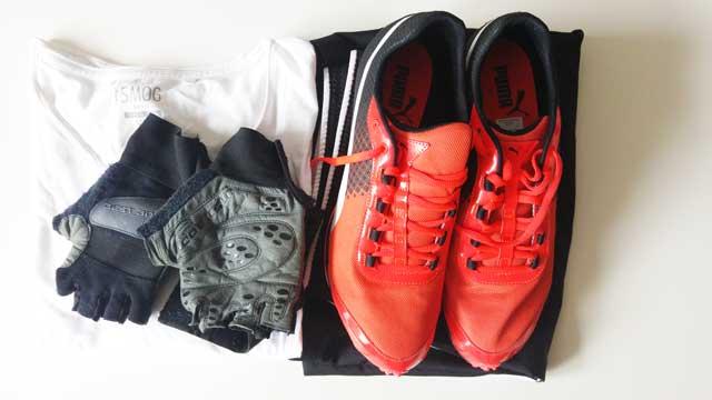 Fitnessbekleidung, Fitness Klamotten für Herren