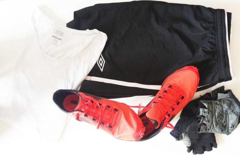 Fitnessbekleidung, Sport Outfit, Fitness Outfit für Herren, Puma, Umbro