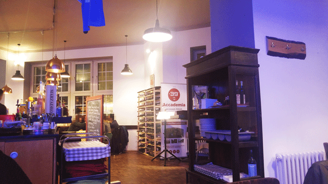 Pizzeria in Berlin - Malafemmena