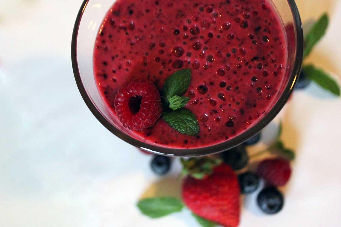 Rezept Tipp #2: Rote Smoothies