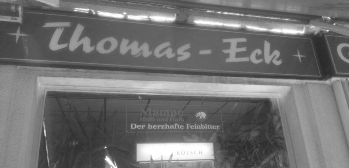 Deutsche Küche im Thomas Eck