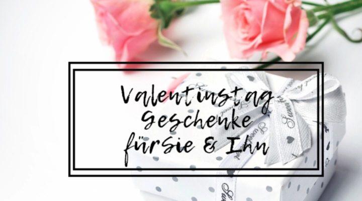 Valentinstag Geschenke – Ideen zum Tag der Liebe