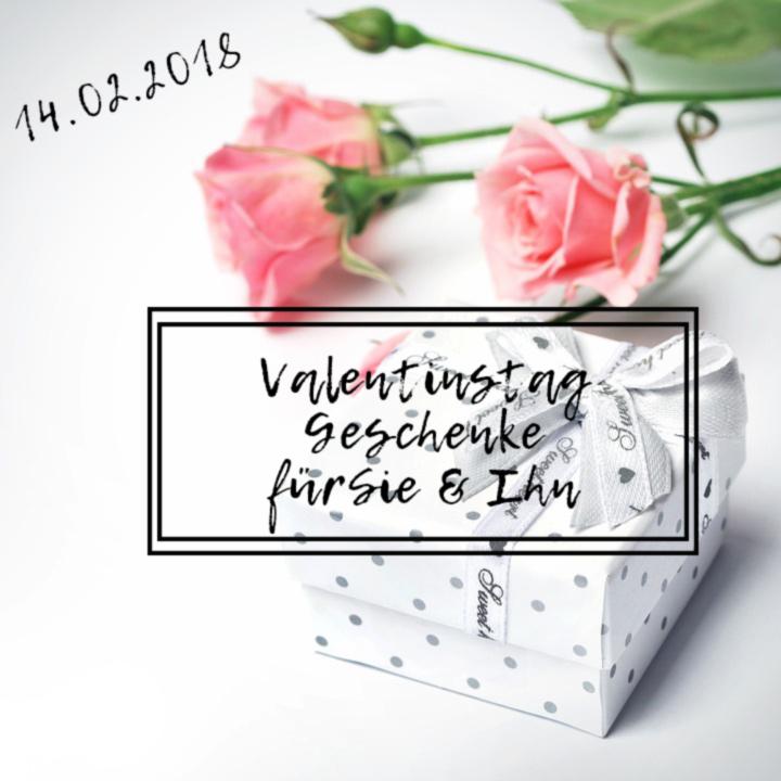 valentinstag geschenke 2018