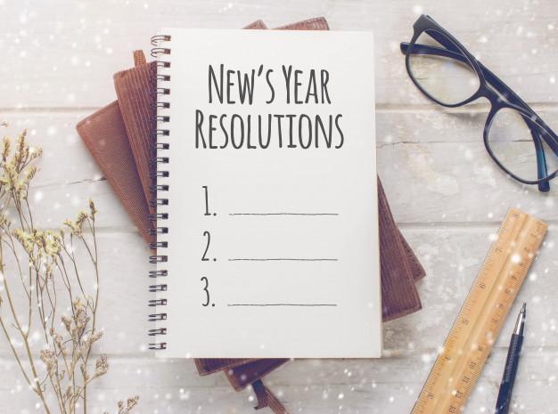 vorsätze für 2018 | titelbild